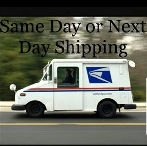 I Ship Same Day Or Next Day!!!!